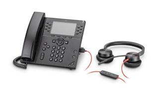 Blackwire 8225 Teams USB-A VVX450 Situation