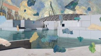 Joe Hamilton (AU), Cezanne Unfixed (2018), Moving Image, 3 min 41 sec, Edition of 20, Commissioned by Niio.com