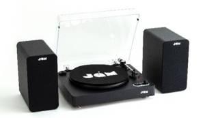 JAM Audio Bluetooth Speaker & Turntable Bundle