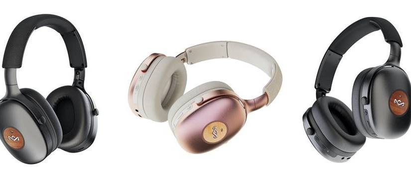 House of Marley launches newest ANC headphones with Positive Vibrations XL ANC