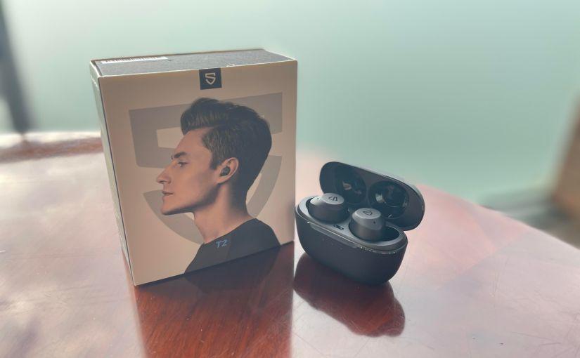 First look –  Soundpeats T2 true wireless earbuds #Soundpeats #Tech