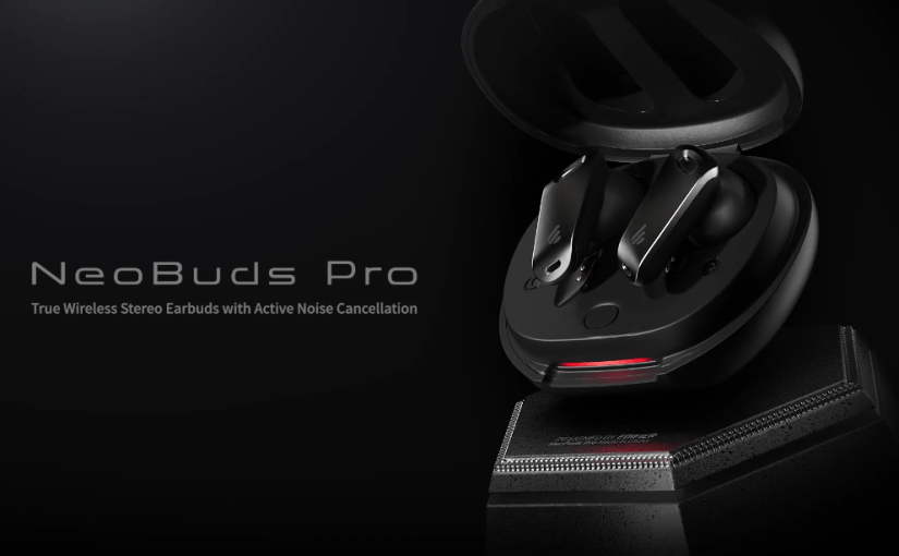 Edifier NeoBuds Pro: The First Hi-Res ANC Earbuds
