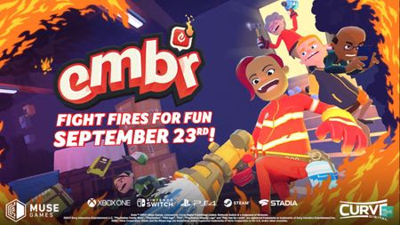 Frenetic Firefighting Multiplayer 'Embr' Launches on PC, PlayStation, Xbox, and Switch Today