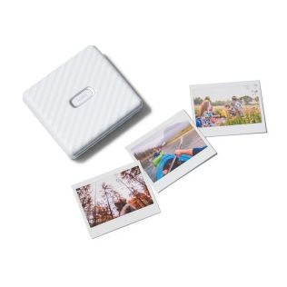 Ash White instax Link WIDE Smartphone Printer