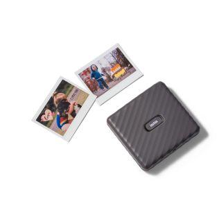 Mocha Grey instax Link WIDE Smartphone Printer