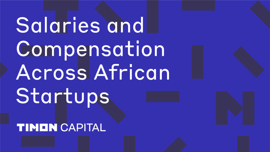 What does the CEO of a startup in Africa earn? | TechCabal