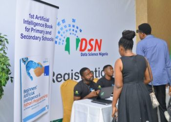 To activate one million skills, Data Science Nigeria launches first book for artificial intelligence instruction | TechCabal
