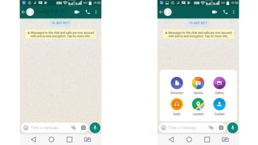Use WhatsApp To Track Your Friends In Real-Time