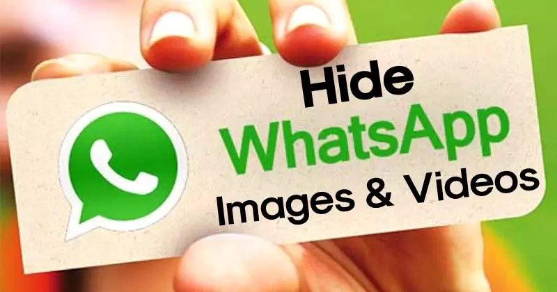 How To Hide WhatsApp Images & Videos From Your Phone's Gallery