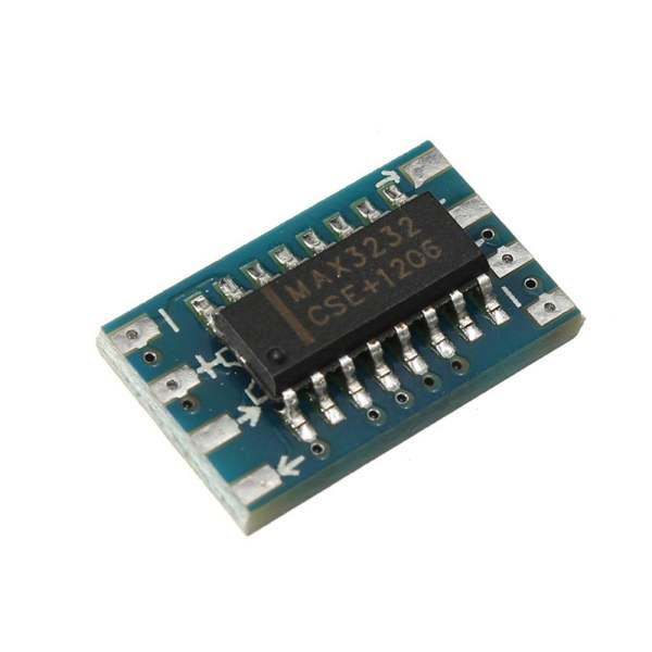RS232 MAX3232 to TLL Converter Adapter
