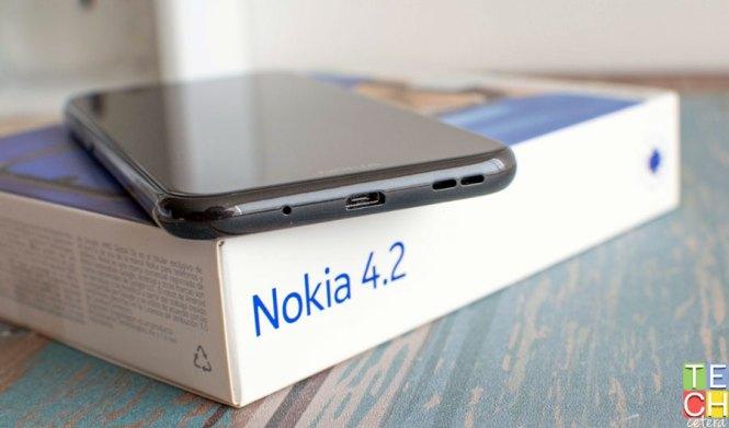 Nokia 4.2 con acceso a Android One