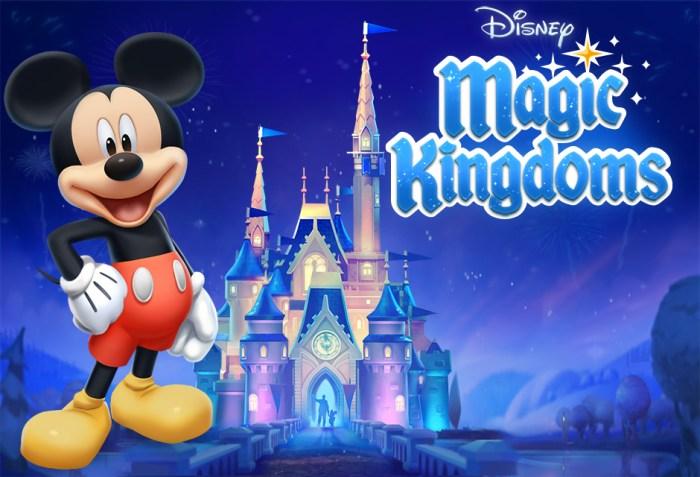 Review: Disney Magic Kingdoms