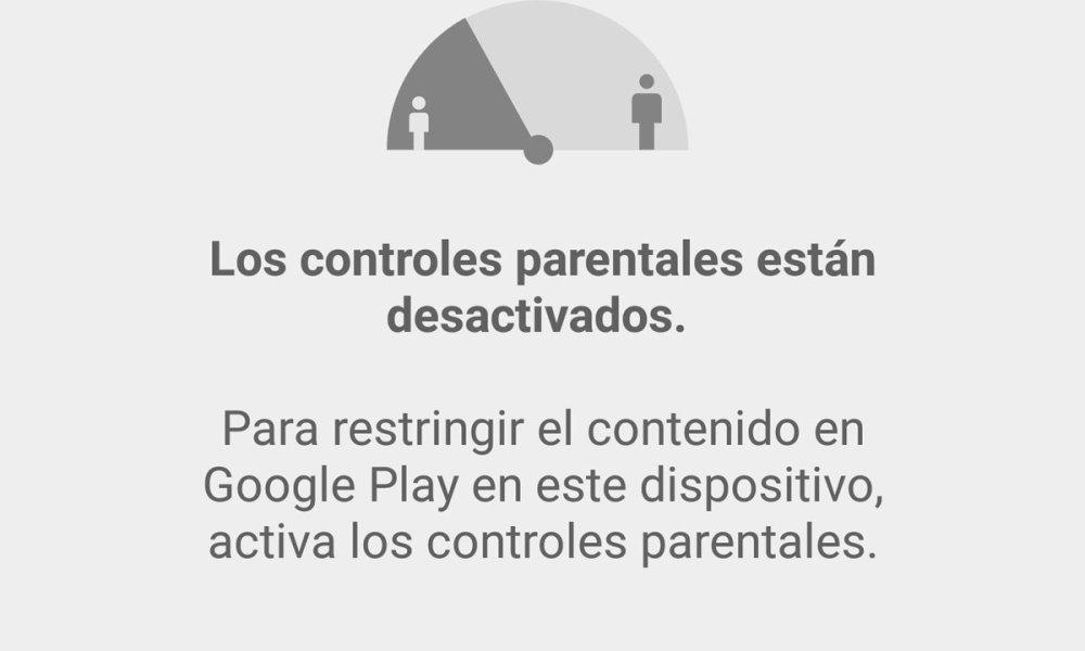 Cómo activar el control parental en Google Play? - TECHcetera