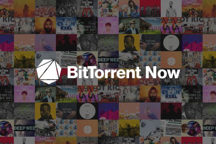 BitTorrent Now. De la pirateria a la promoción de nuevos artistas.
