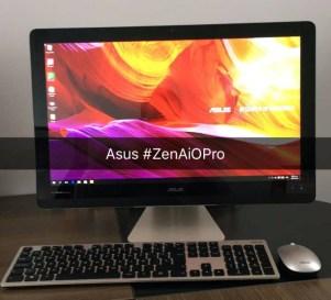 Zen Aio Pro en contexto