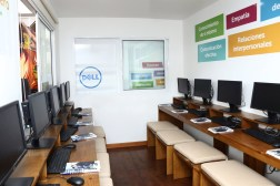 Laboratorio Solar de Aprendizaje (interior)