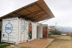 Laboratorio Solar de Aprendizaje (exterior)