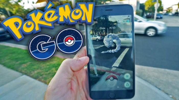 El renacimiento de una comunidad, Pokémon GO