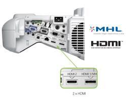 Opciones de conexión del Epson 1430WI