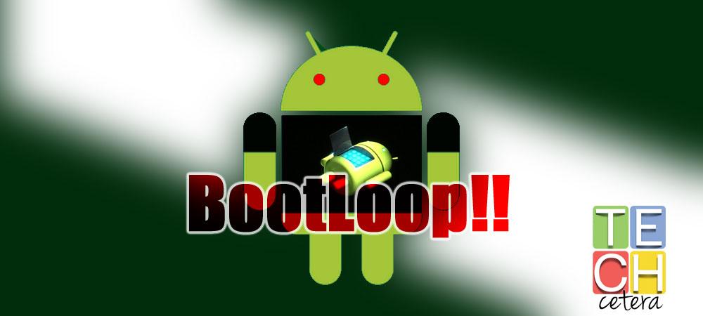 Este es el peor error de Android que un usuario puede sufrir! - TECHcetera