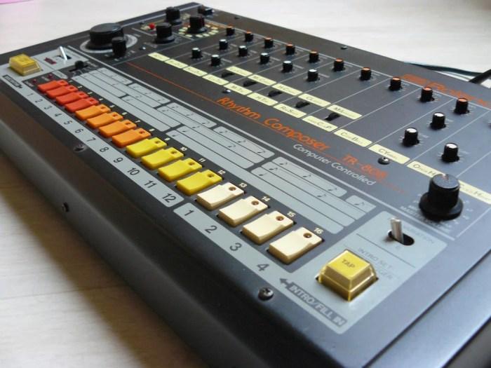 tr-808, musica, hip hop , andres waldraff