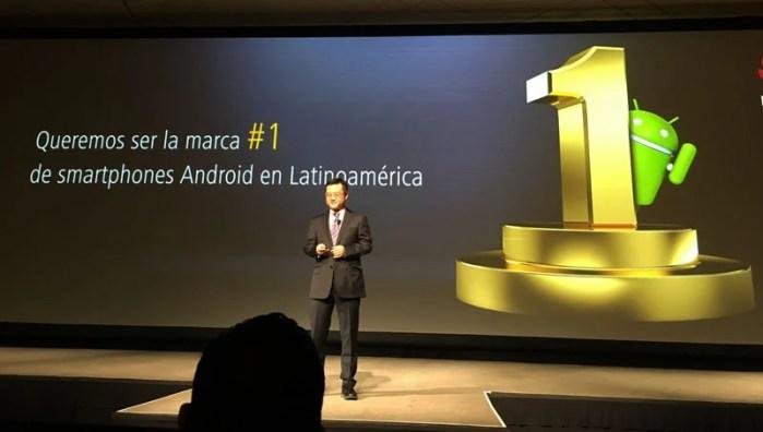Huawei revela la formula para su éxito a nivel de SmartPhones!