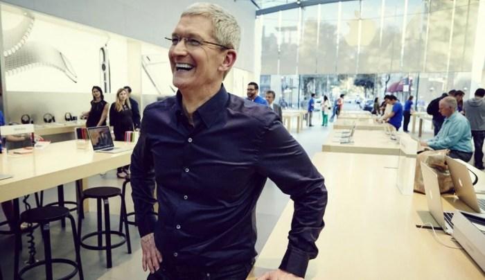 Apple tiene su mejor trimestre en la historia (si, otra vez)