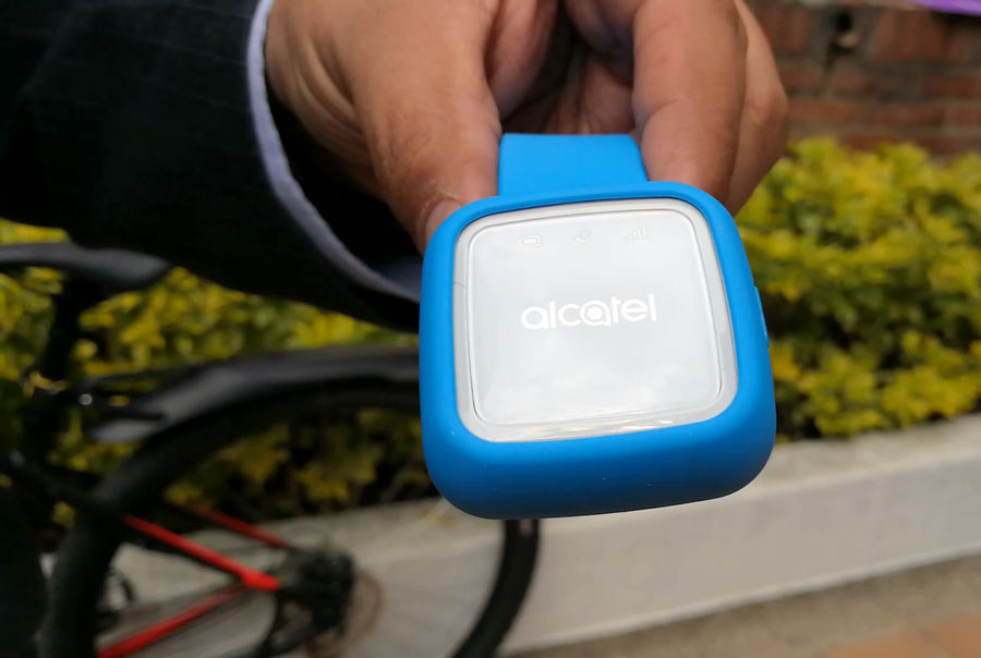 Movetrack de Alcatel