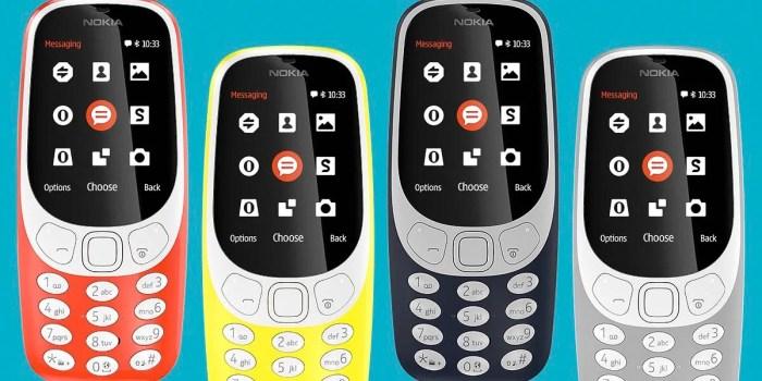 5 Nokias que hicieron historia