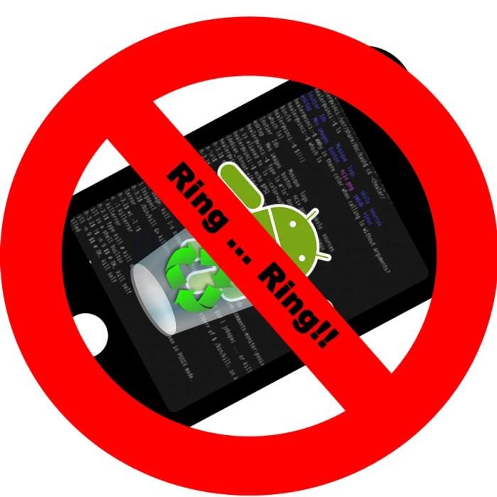 No entran llamadas en su Android