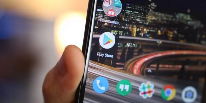 Y el rey de Google Play es…. Facebook??