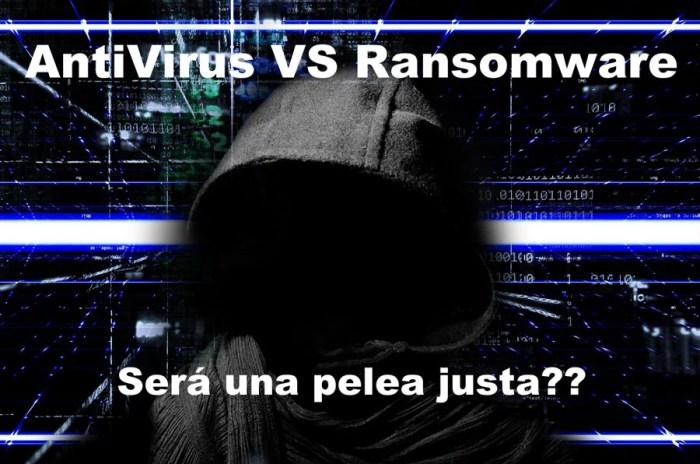 ¿Un antivirus basta para protegerse del Ransomware?