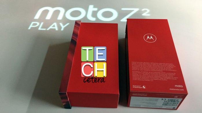 Primera vista al #MotoZ2Play!