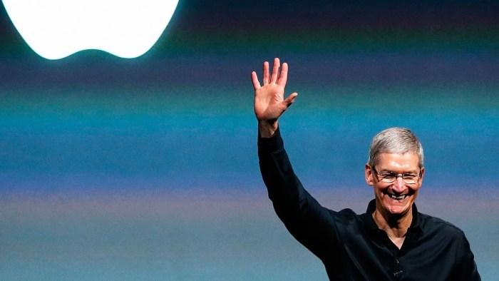 ¡Sorpresa! Las ventas del iPad vuelven a crecer