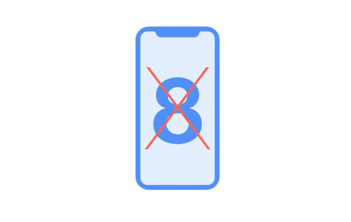 """¡Ya no más con el """"iPhone 8""""!"""