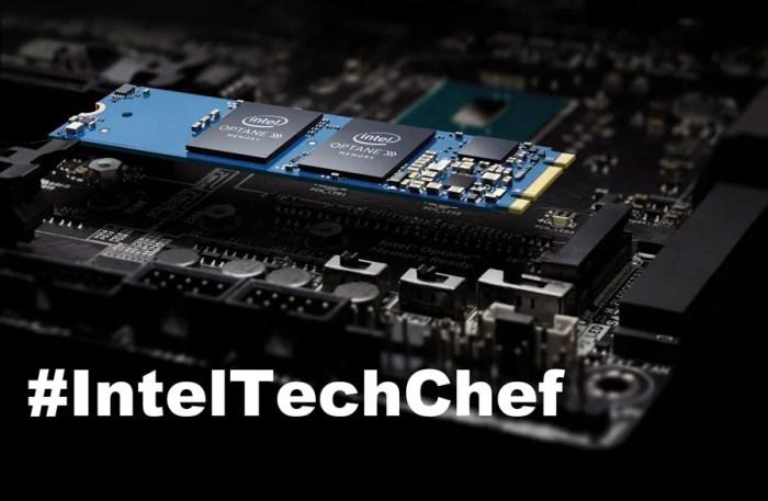Intel Tech Chef: ¿será posible armar un PC en 30 minutos o menos?