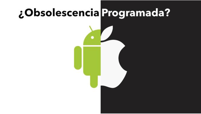 Obsolescencia Programada: ¿Cual opción prefiere?