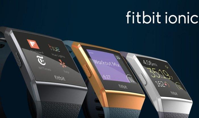 663a605c253f Ionic  El lado bueno y no tan bueno del reloj inteligente de FitBit ...
