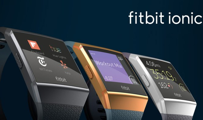 Relojes smartwatch Fitbit Ionic
