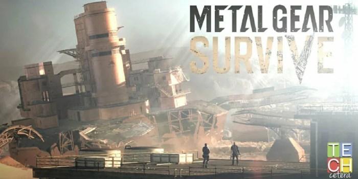 Metal Gear Survive – Amor a segunda vista!