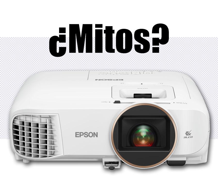 ¿Será verdad todo lo que dicen (los mitos) acerca de los proyectores? - TECHcetera