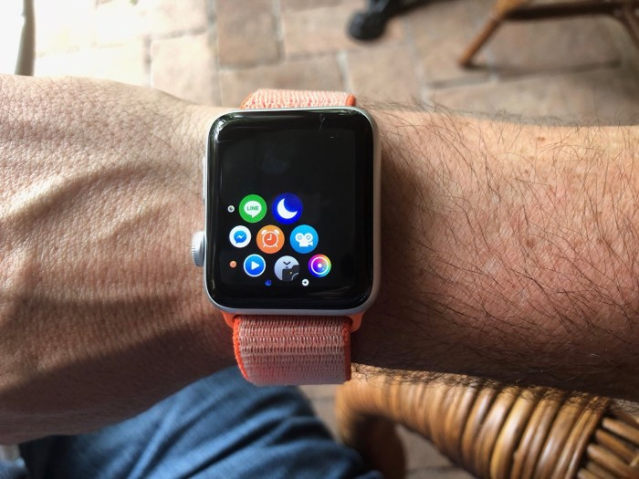 Apple Watch: 3 usos nocturnos