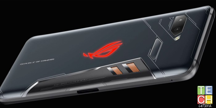 f9a92e7a361 ASUS ROG Phone y nada volverá a ser igual - Techcetera