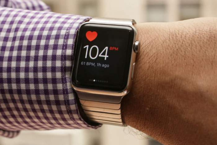 El Apple Watch puede salvarle la vida