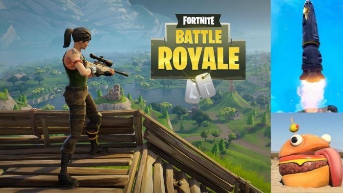 Fortnite: Volviendo a revolucionar los videojuegos