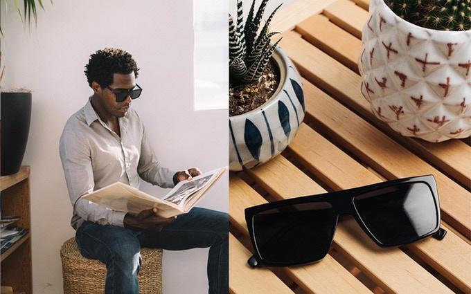 Estas gafas pueden ayudarlo con su adicción a las pantallas