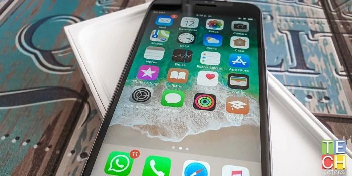 ¿Qué pasa con los iPhone viejos? Hablemos de iOS12