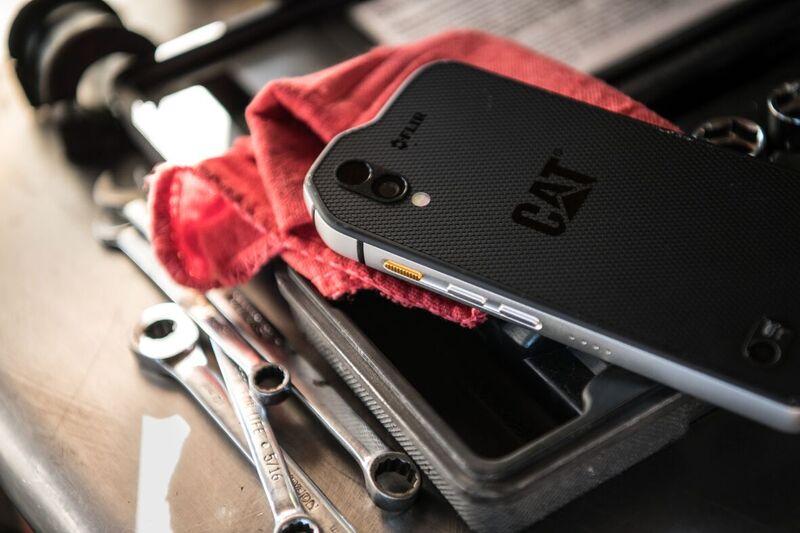 Cat S61: Resistencia y gallos ... de todo un poco en un SmartPhone! - TECHcetera