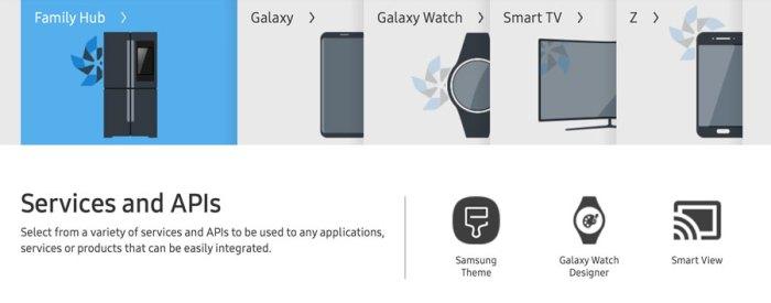 ¿Es desarrollador? Samsung puede tener oportunidades para usted!
