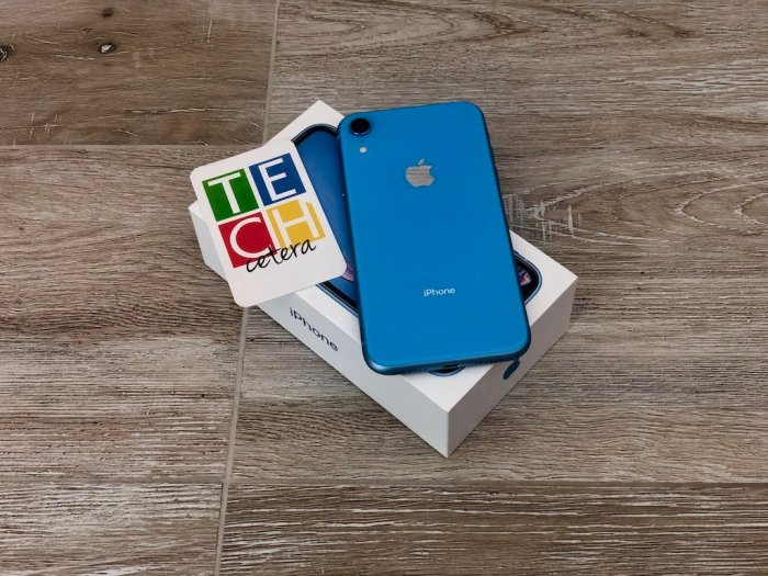 Primera Vista: iPhone XR